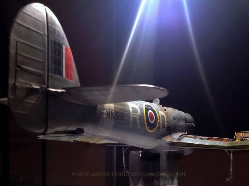 "Hawker Typhoon MKIb ""What else!"" IMG_7134m"