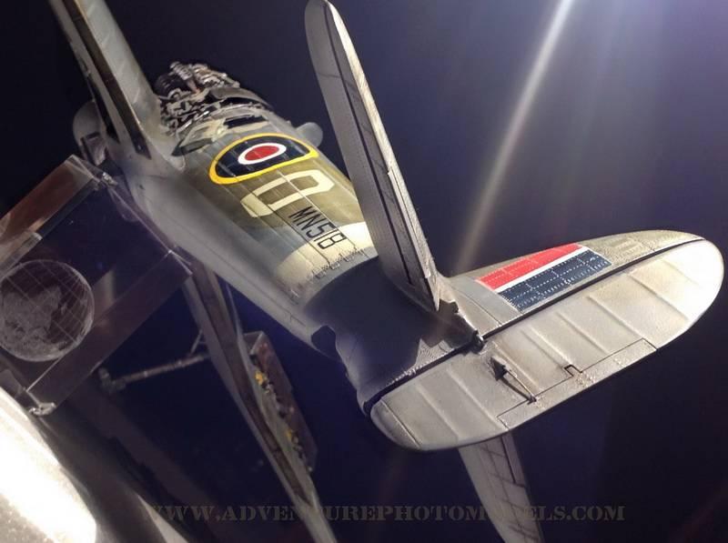 "Hawker Typhoon MKIb ""What else!"" IMG_7150"