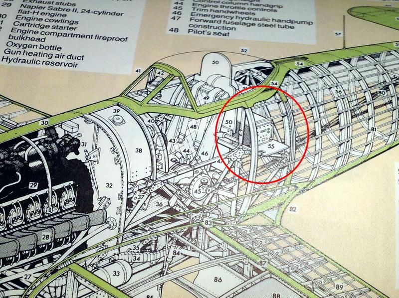 "Hawker Typhoon MKIb ""What else!"" IMG_7175"