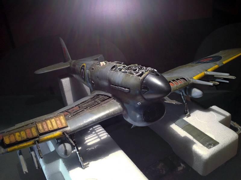 "Hawker Typhoon MKIb ""What else!"" IMG_8064"