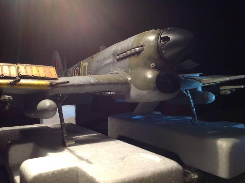 "Hawker Typhoon MKIb ""What else!"" IMG_8071"