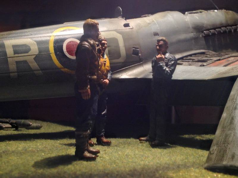 "Hawker Typhoon MKIb ""What else!"" IMG_8118"