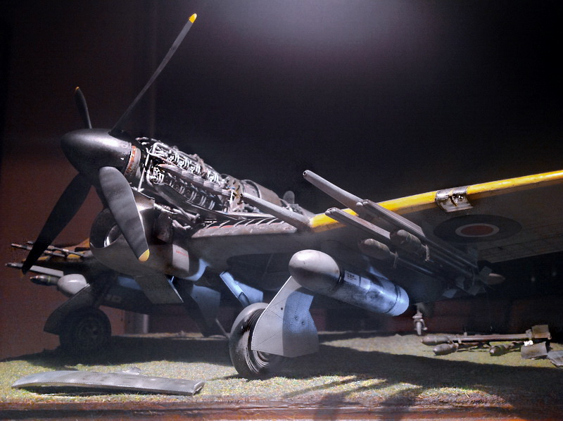 "Hawker Typhoon MKIb ""What else!"" IMG_8120"