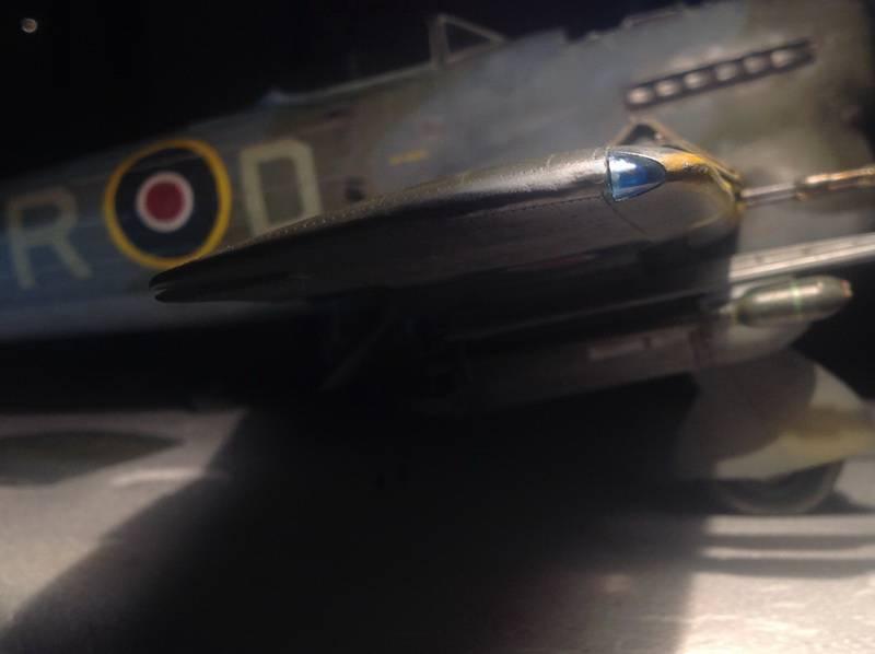 "Hawker Typhoon MKIb ""What else!"" IMG_8155"