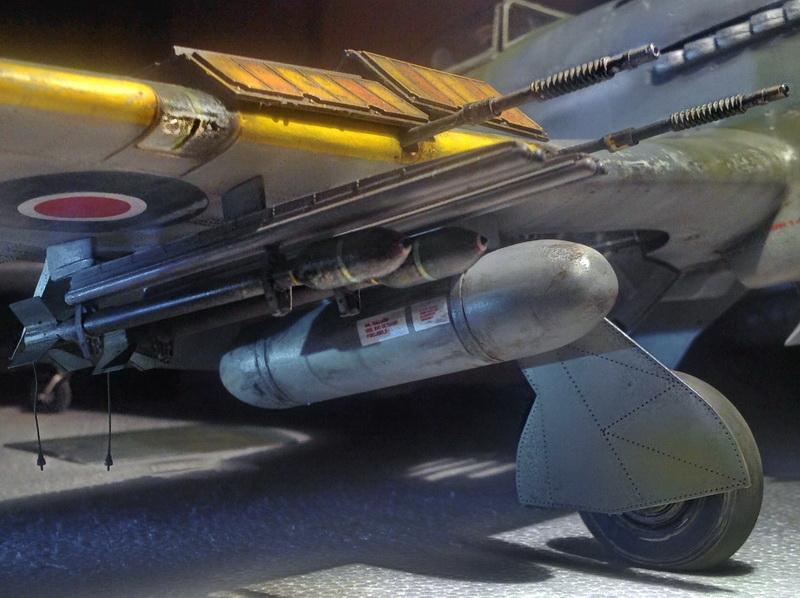 "Hawker Typhoon MKIb ""What else!"" IMG_8156"