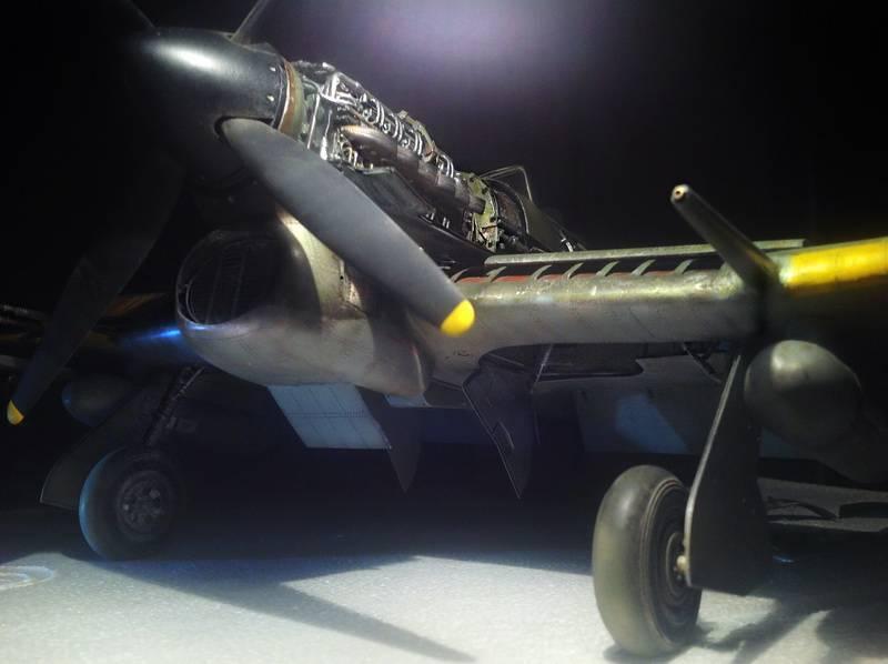 "Hawker Typhoon MKIb ""What else!"" IMG_8159"