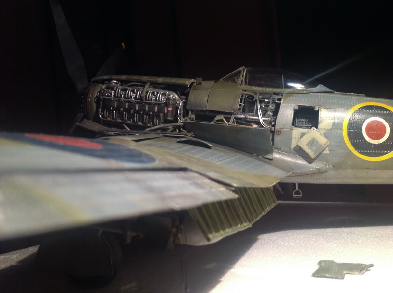 "Hawker Typhoon MKIb ""What else!"" IMG_8169"