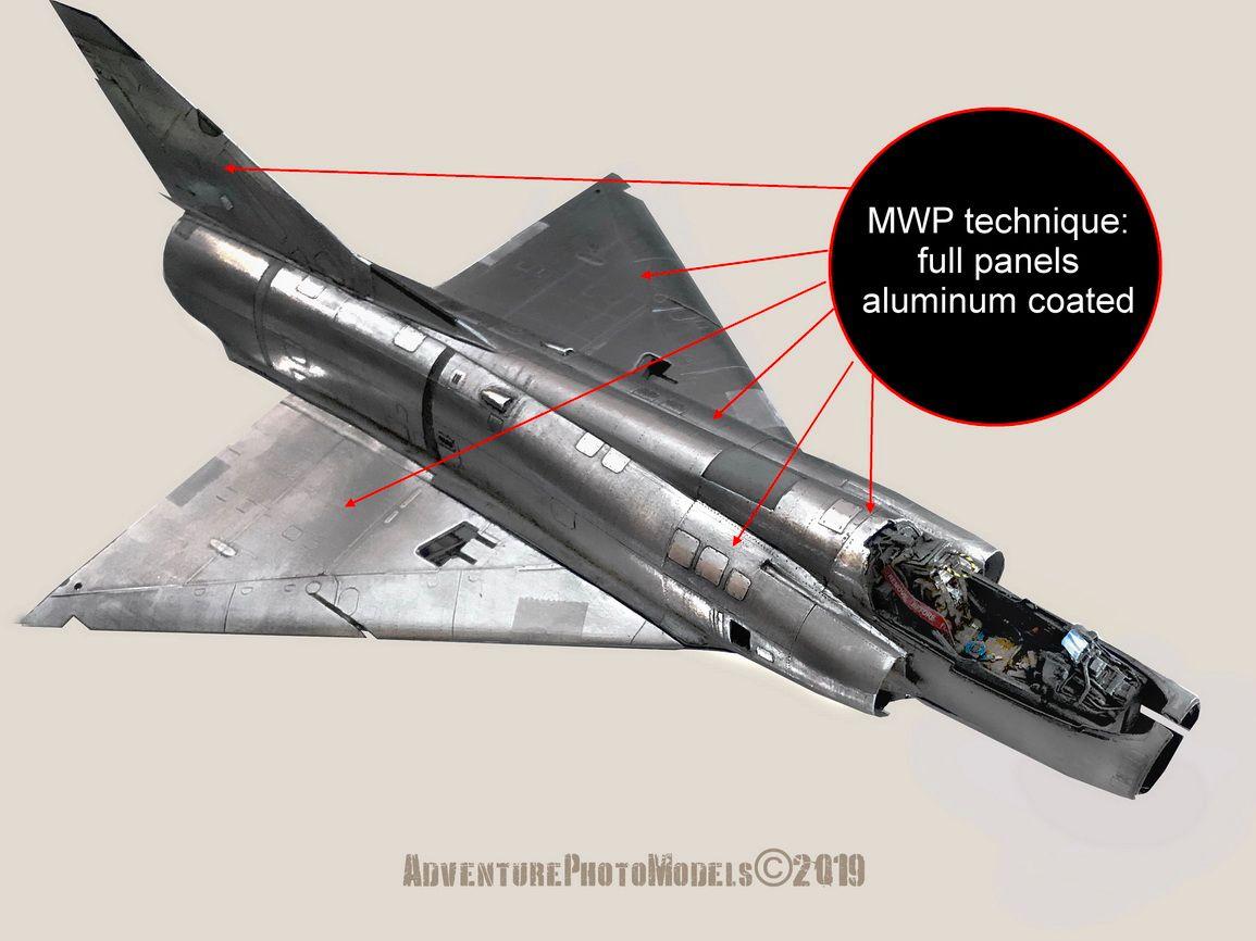 "MWP Project Mirage IIIC ""Ça va sans dire !"" Forum_3"
