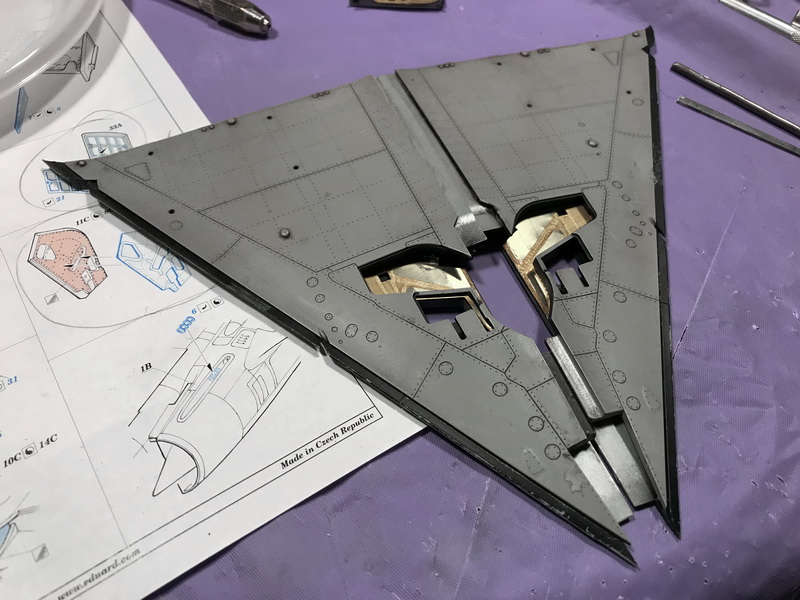 "MWP Project Mirage IIIC ""Ça va sans dire !"" IMG_2717"