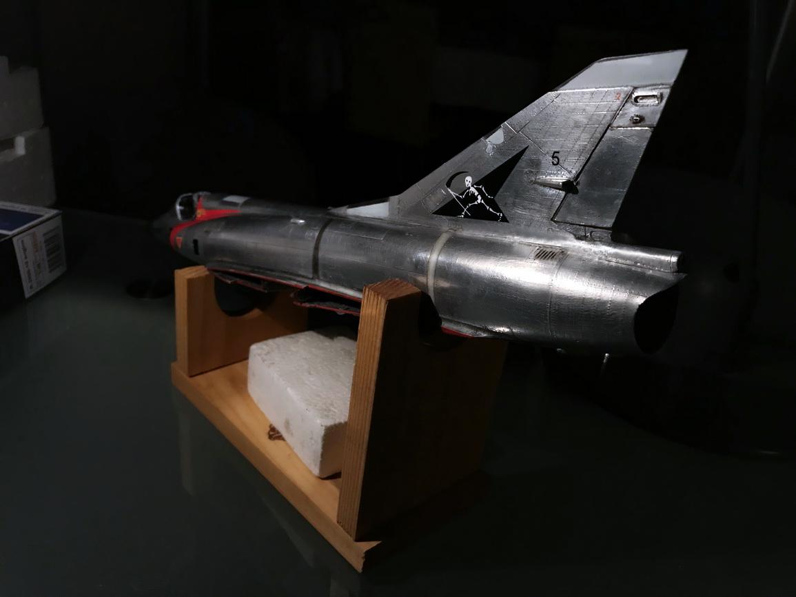 "MWP Project Mirage IIIC ""Ça va sans dire !"" IMG_4076"