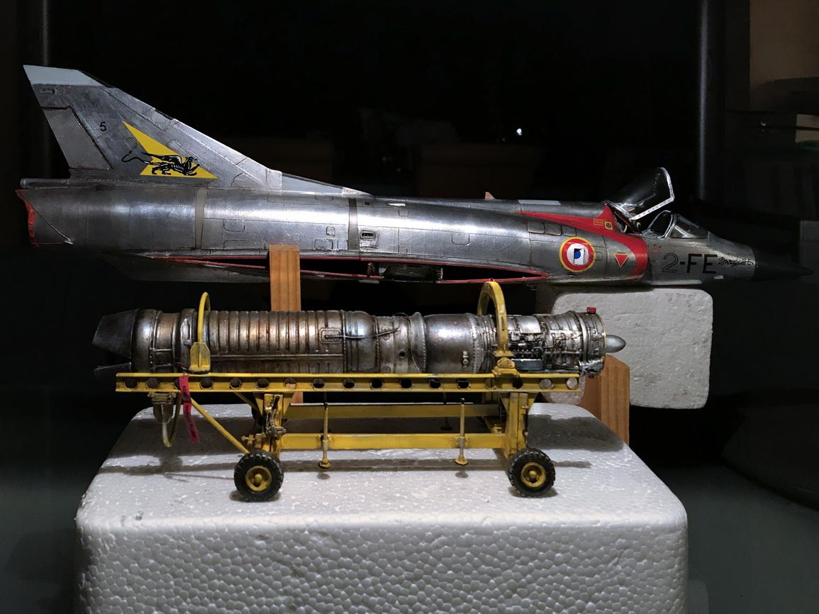 "MWP Project Mirage IIIC ""Ça va sans dire !"" IMG_4169"