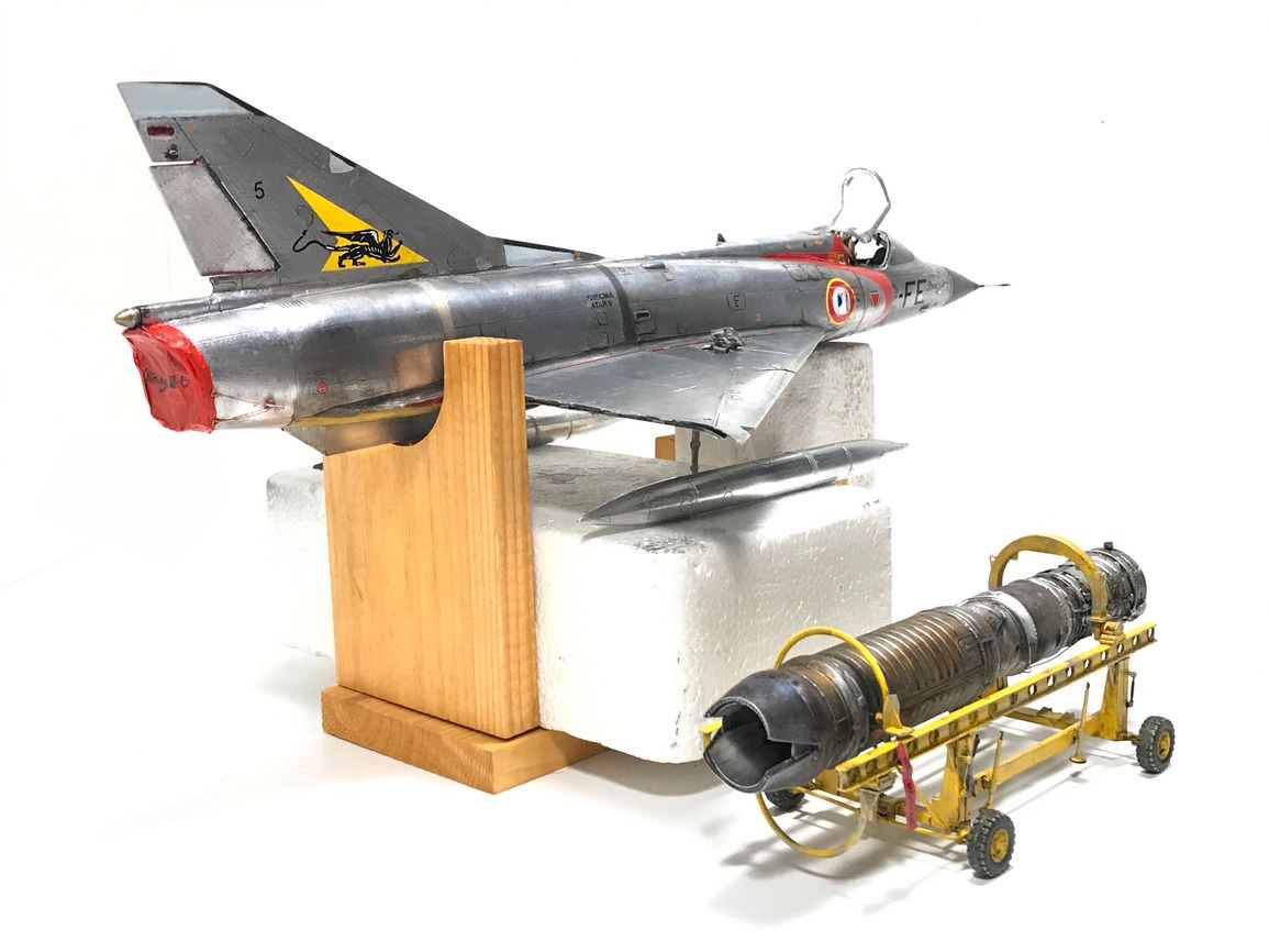 "MWP Project Mirage IIIC ""Ça va sans dire !"" IMG_4280"