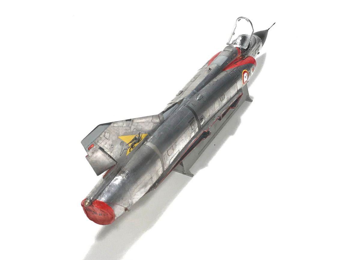 "MWP Project Mirage IIIC ""Ça va sans dire !"" IMG_4308"