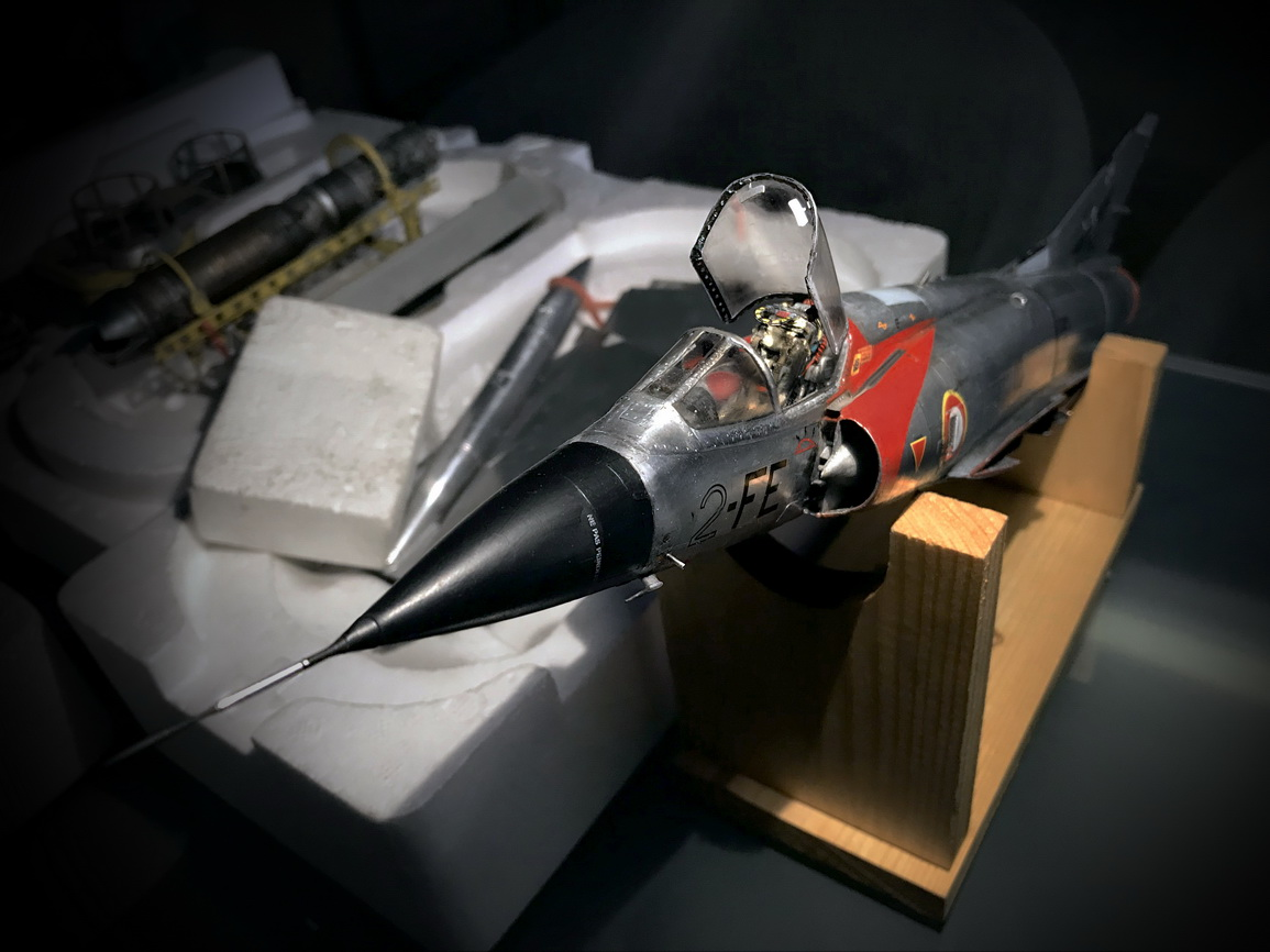 "MWP Project Mirage IIIC ""Ça va sans dire !"" IMG_4339"