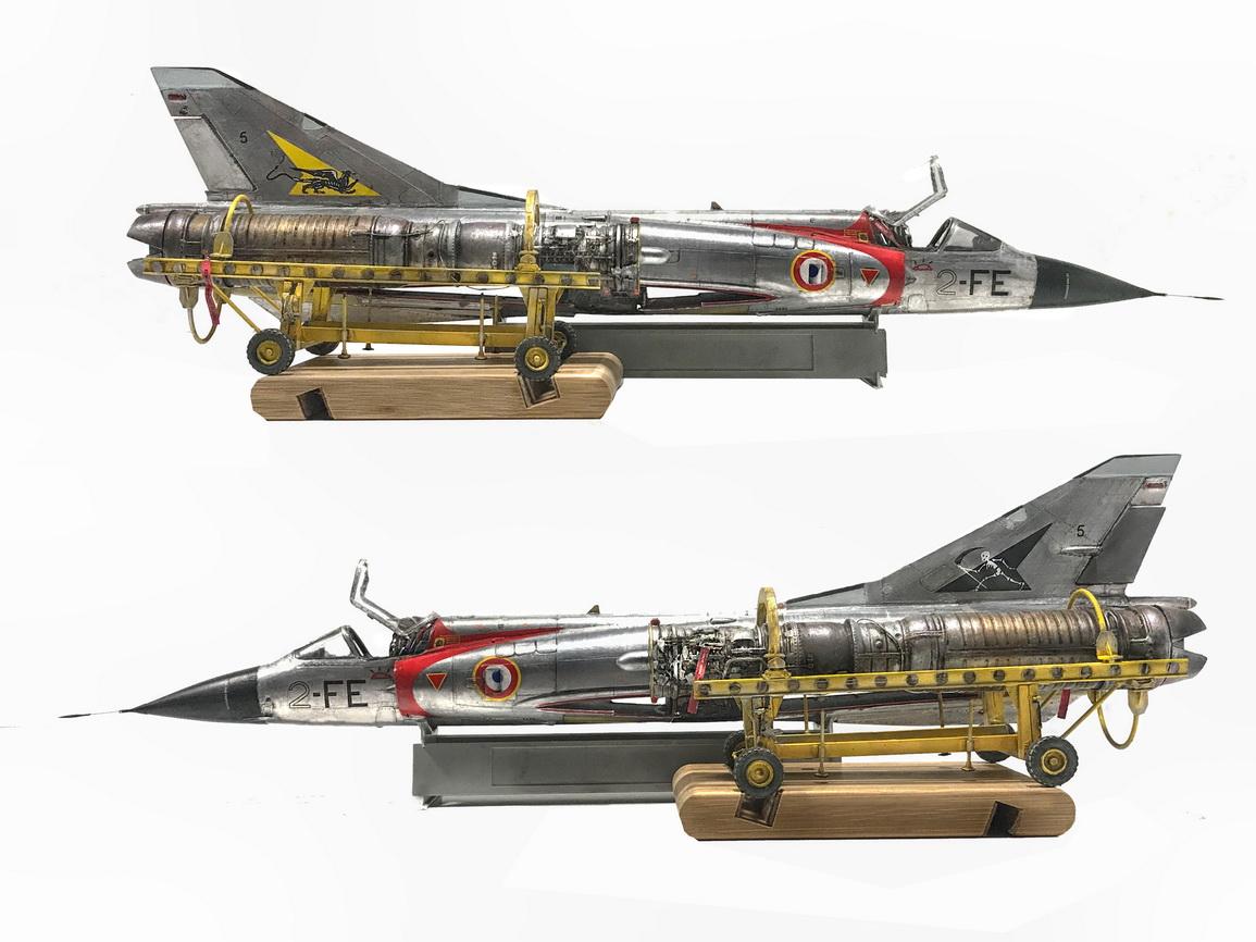 "MWP Project Mirage IIIC ""Ça va sans dire !"" Untitled-1"