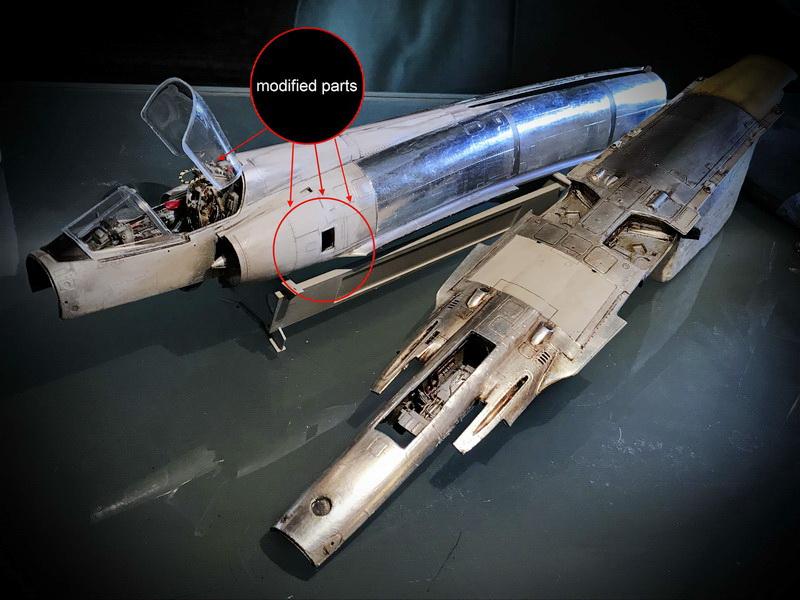 "MWP Project Mirage IIIC ""Ça va sans dire !"" Forum15"