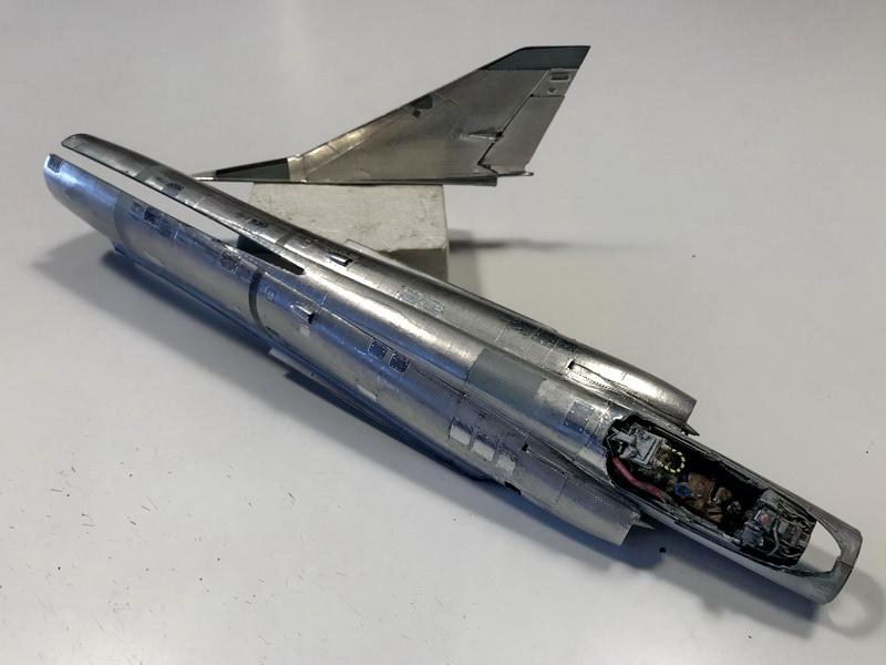 "MWP Project Mirage IIIC ""Ça va sans dire !"" Forum27"