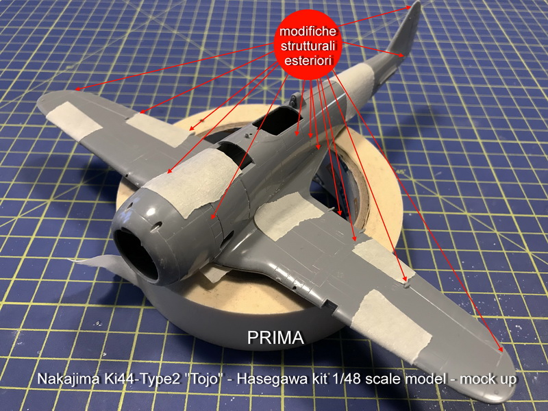 "MWP (Metal Work Panels) Project: ""Tojo"" B-29 killer IMG_1654m%202"