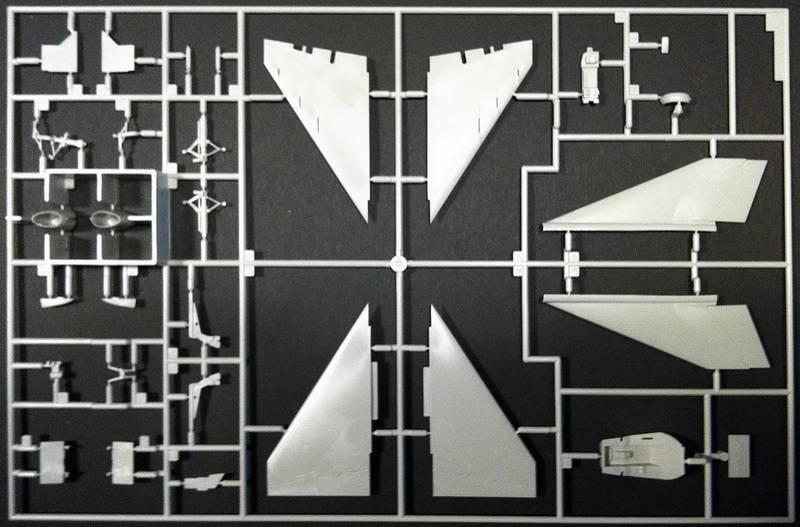 "Project Saab J35F/J - Hasegawa modelkit scale 1:48 : simply ""Draken"" IMG_1683"