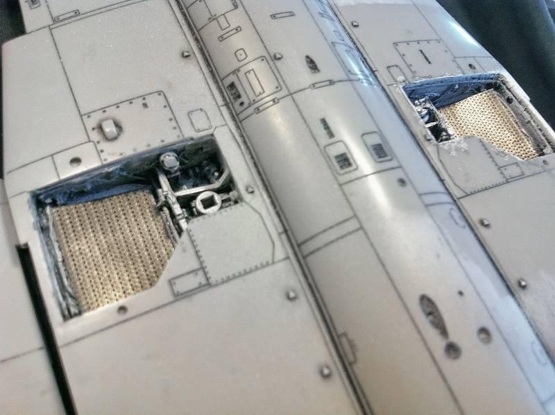 "Project Saab J35F/J - Hasegawa modelkit scale 1:48 : simply ""Draken"" IMG_5547"