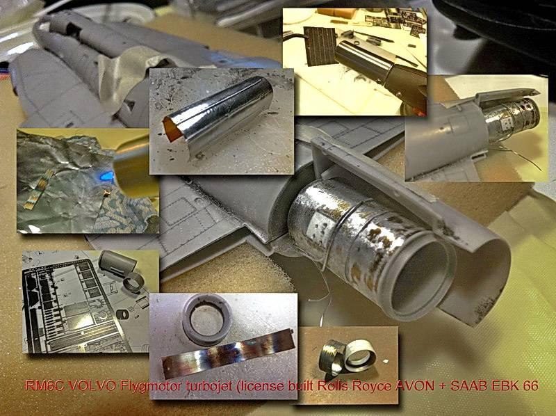 "Project Saab J35F/J - Hasegawa modelkit scale 1:48 : simply ""Draken"" IMG_5748copy"