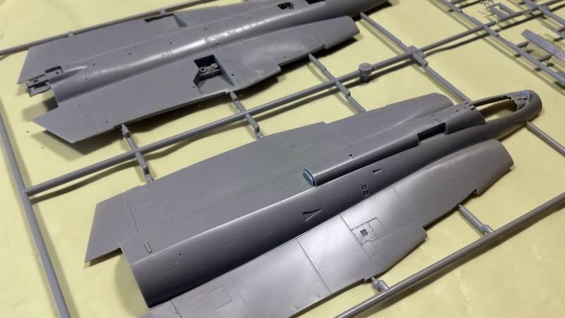 "Project Saab J35F/J - Hasegawa modelkit scale 1:48 : simply ""Draken"" Immagine001"