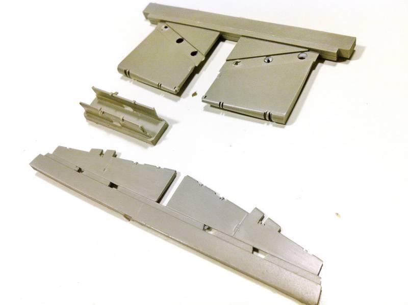 "Project Saab J35F/J - Hasegawa modelkit scale 1:48 : simply ""Draken"" Immagine040-1"