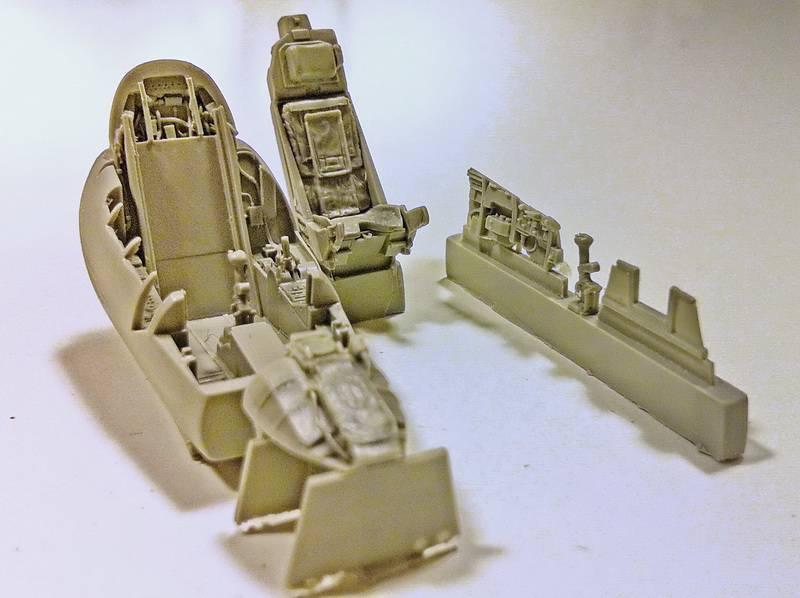 "Project Saab J35F/J - Hasegawa modelkit scale 1:48 : simply ""Draken"" Immagine042"