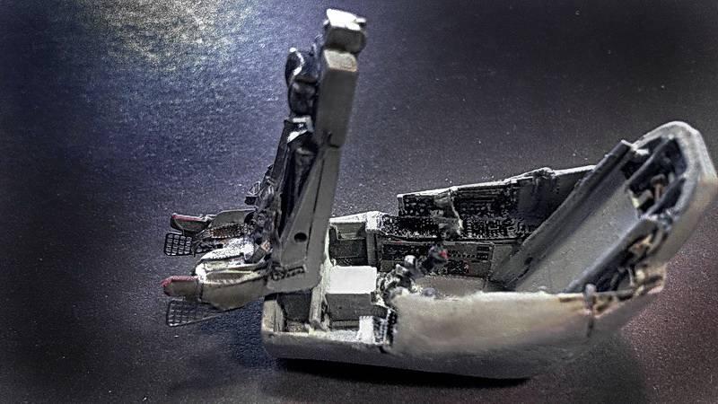 "Project Saab J35F/J - Hasegawa modelkit scale 1:48 : simply ""Draken"" Immagine082"