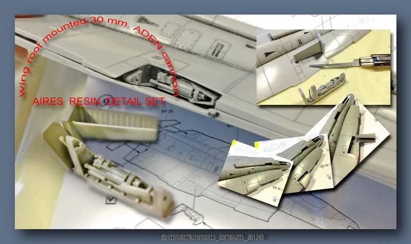 "Project Saab J35F/J - Hasegawa modelkit scale 1:48 : simply ""Draken"" Immagine094_comp"