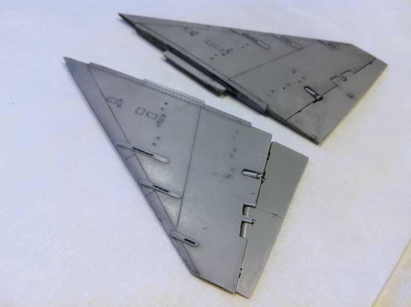 "Project Saab J35F/J - Hasegawa modelkit scale 1:48 : simply ""Draken"" Immagine102"