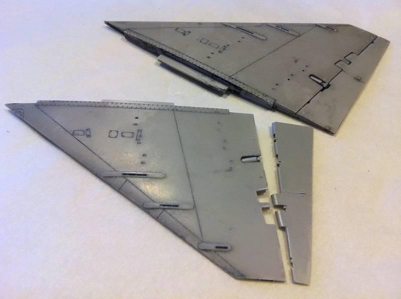 "Project Saab J35F/J - Hasegawa modelkit scale 1:48 : simply ""Draken"" Immagine103"