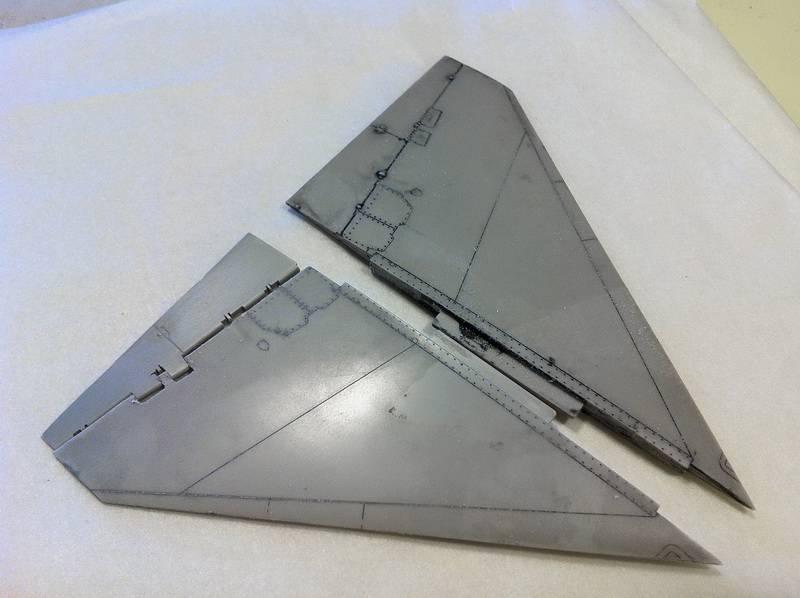 "Project Saab J35F/J - Hasegawa modelkit scale 1:48 : simply ""Draken"" Immagine104"