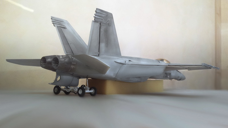 Boeing F/A - 18E Super Hornet Trumpeter kit scale 1:32 20131024_200752copy