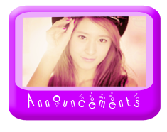 Thông báo |  Announcements