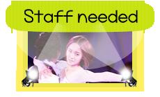 Tuyển nhân sự | Staff needed