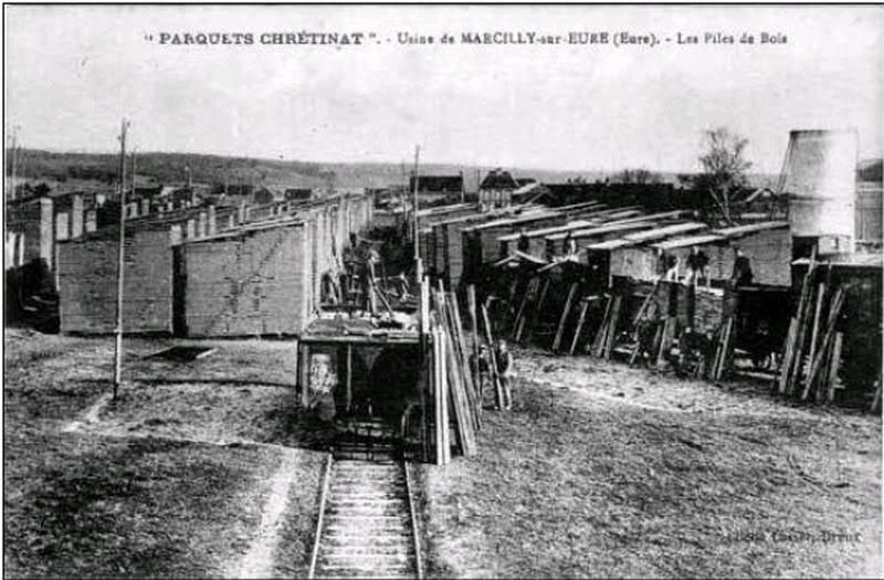 Sur l'ancienne ligne ROUEN/ORLEANS Marcilly-sur-Eure_cap3