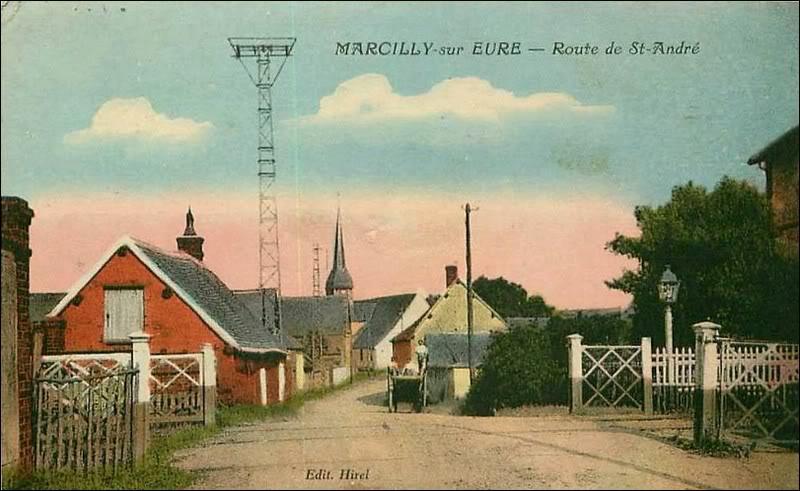 Sur l'ancienne ligne ROUEN/ORLEANS Marcilly-sur-Eure_cap4