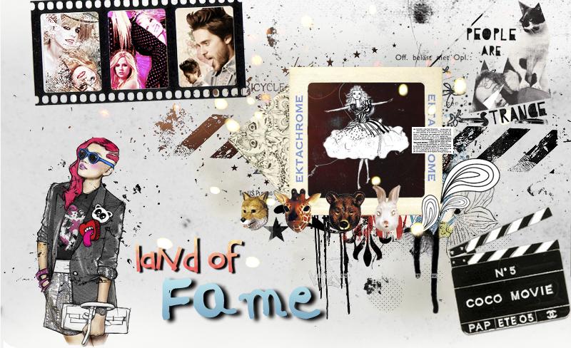 Land Of Fame {#}