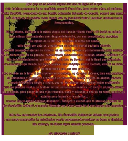 Slash on Baviera Rol { Foro Nuevo --> Temática Gay # [Afiliación Premium] Trama-1