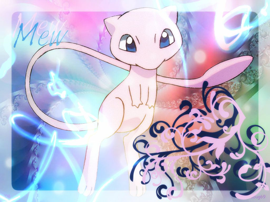 Edited pictures shop Mew_Wallpaper_b232a-1