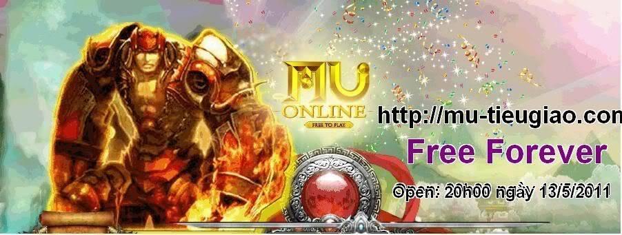 Mu-tieugiao.com  open hồi 20h00  ngày 13/5/2011 1-6