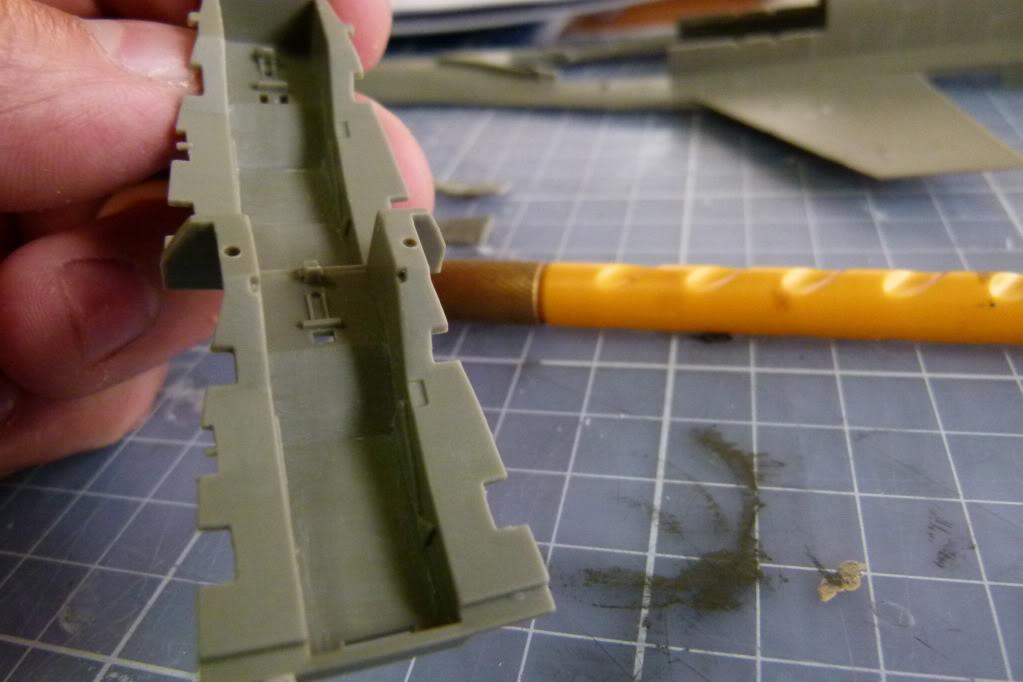 F-16D Block 50 1/48 de Kinetic Model P1010050