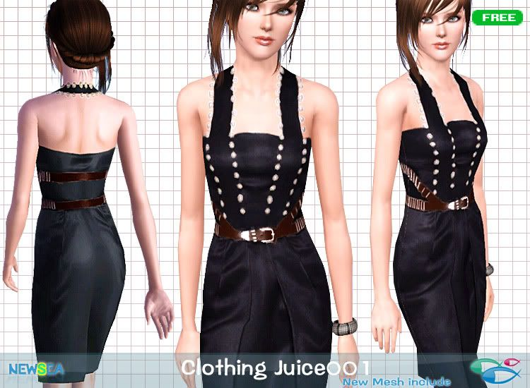 SIMS3 Clothing J001f by newsea 1321096331a384e