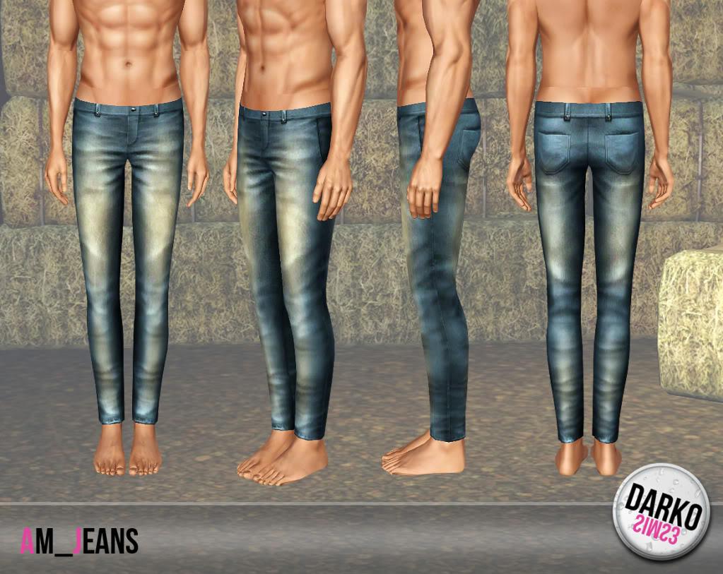 Male jeans by Darko! Darko3