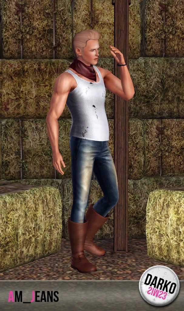 Male jeans by Darko! Darkojeans