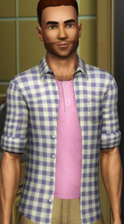 Male clothing at Poppy Sims Poppy