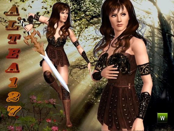 Full dress Xena by altea127 W-570h-428-1960319