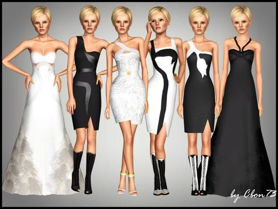 Donatella Dresses Set by Cbon73 W-570h-428-1967200