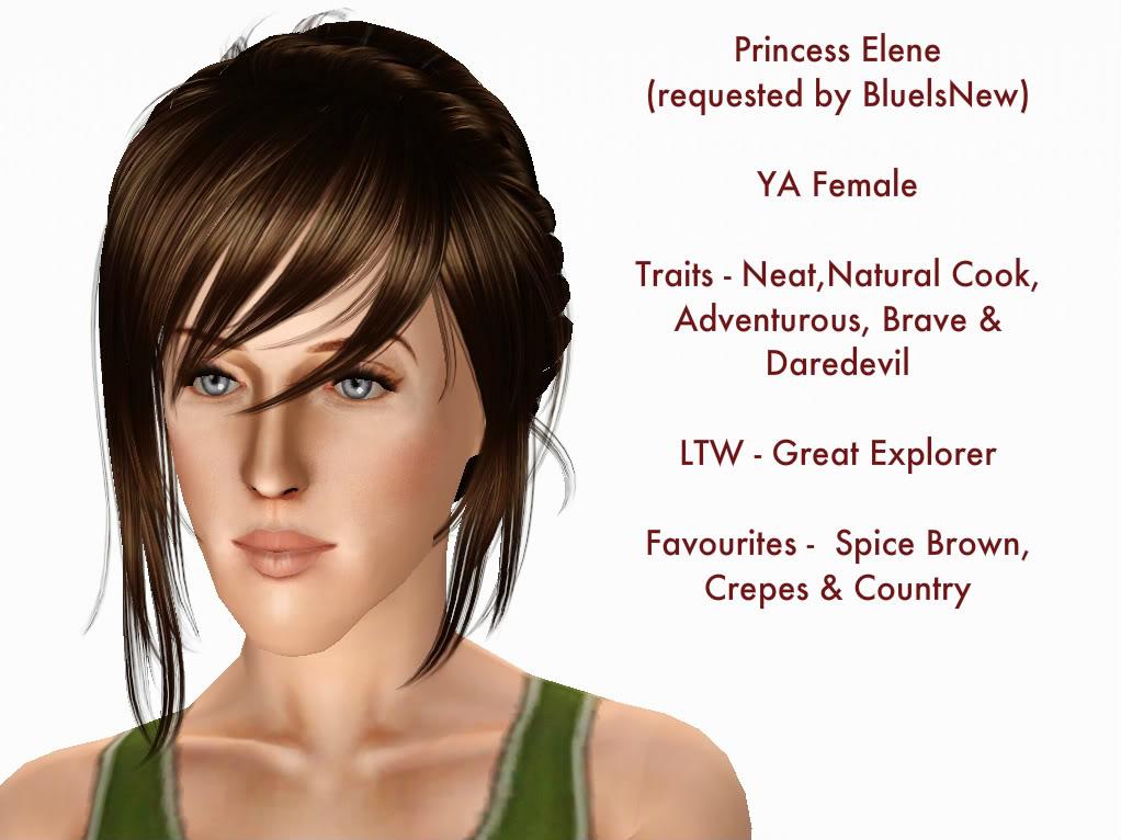 Princess Elene (Requested by BluelsNew) Screenshot-118-1